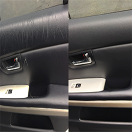 Car Door Panel Repair Interior